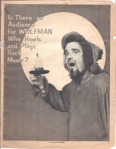 Wolfman Jack 1972 TV Time magazine
